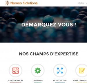 agence web Québec Nameo Solutions